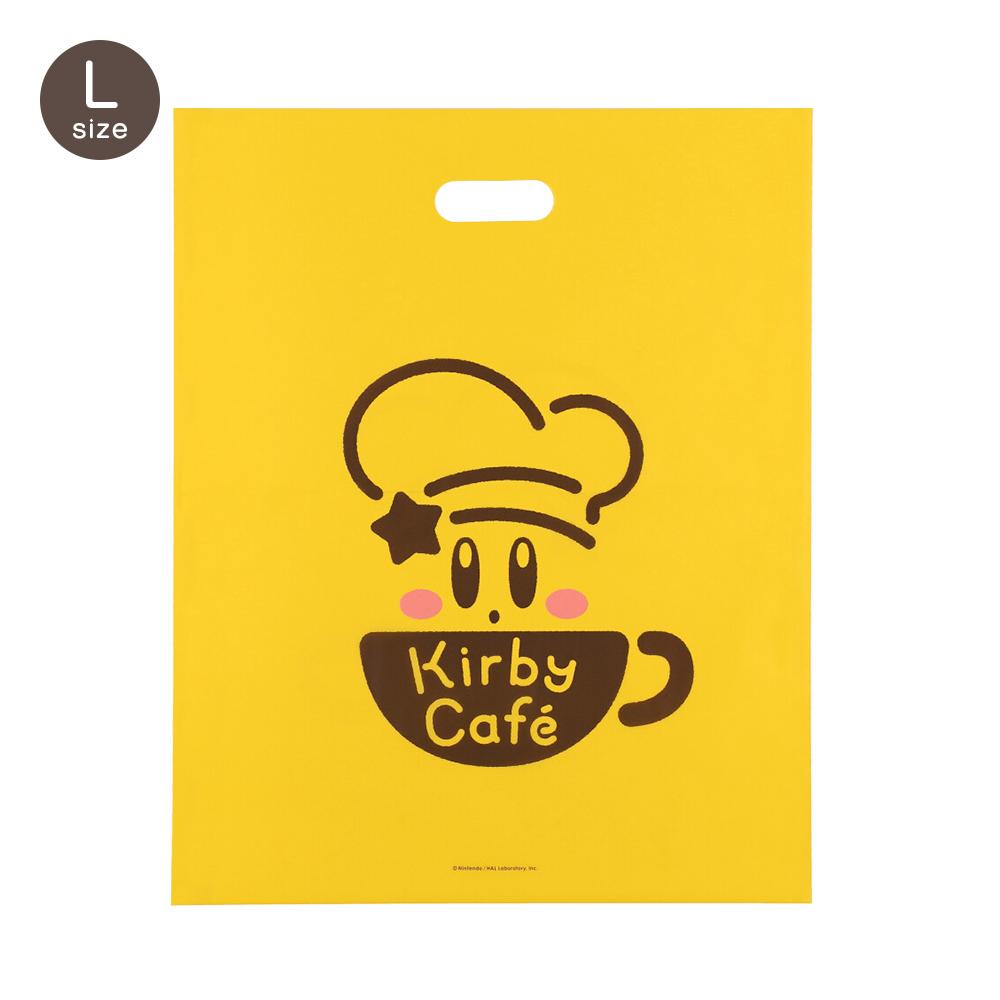 Kirby Cafeショッパー Lサイズ