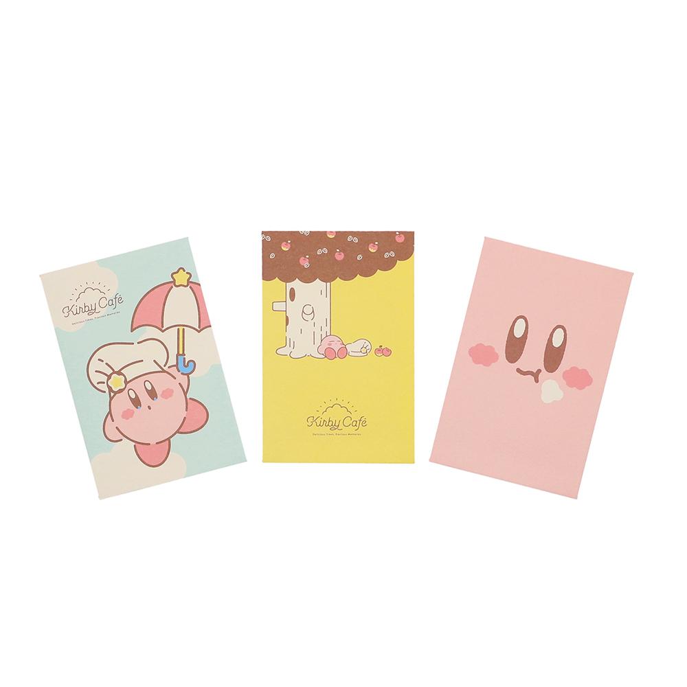 creamyコレクション ミニ封筒3枚セット