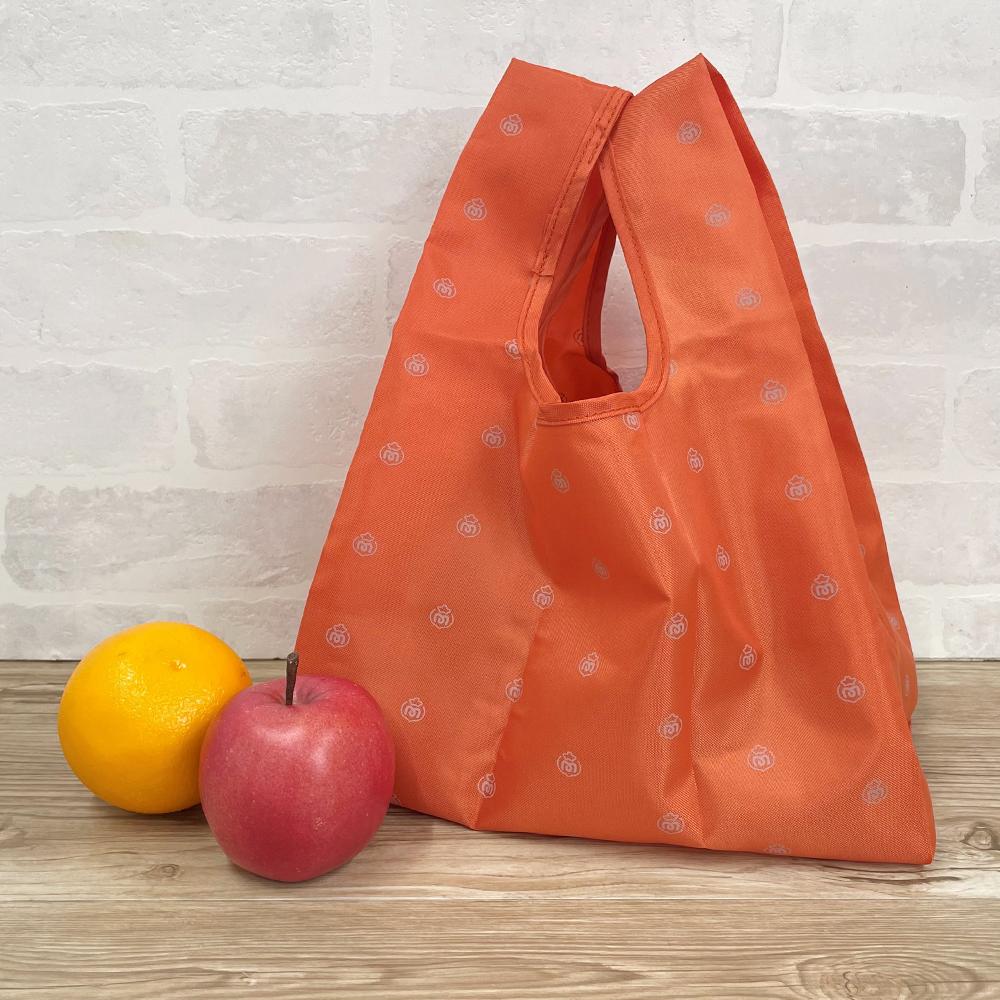 コンパクトエコバッグ マキシムトマト