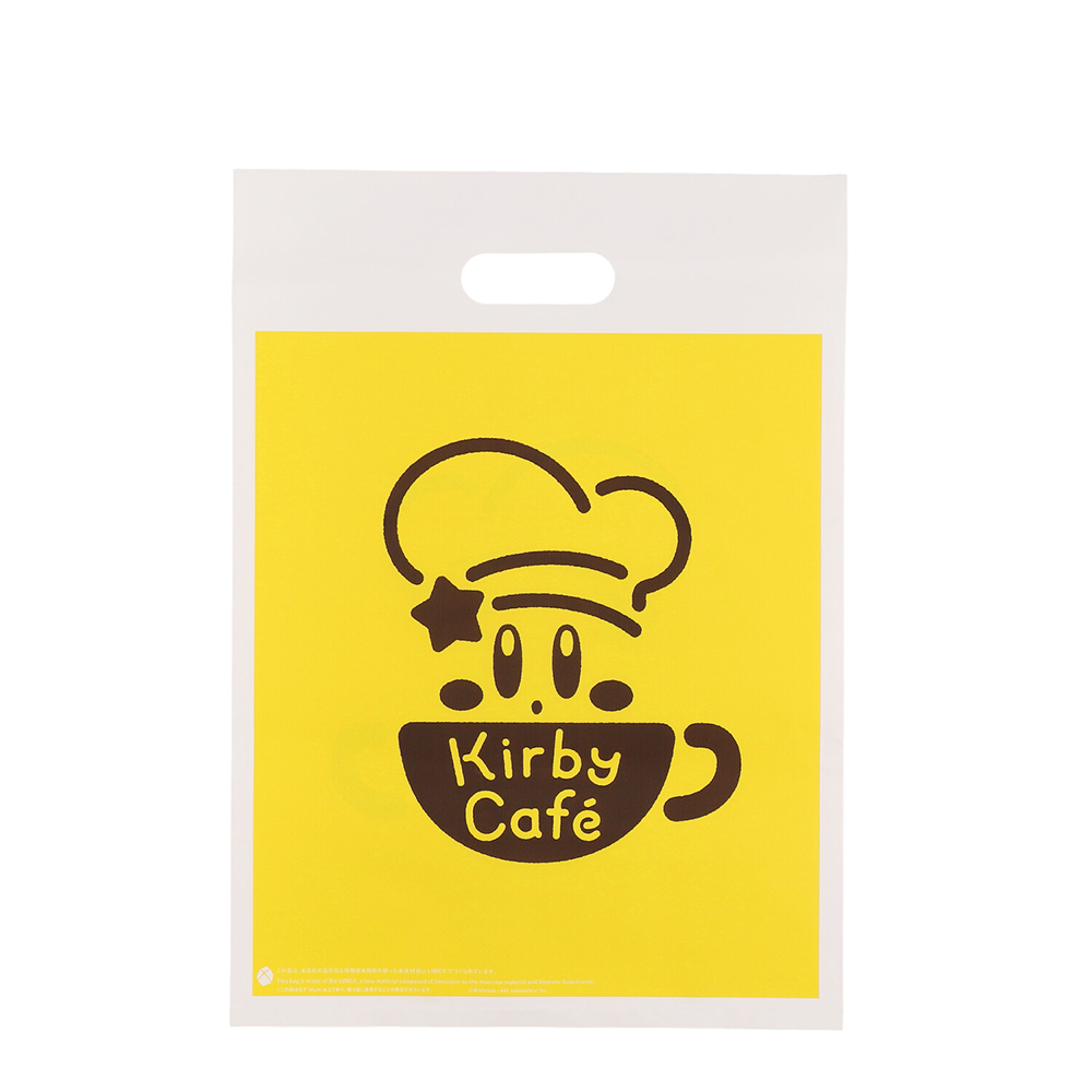 Kirby Cafeショッパー Mサイズ